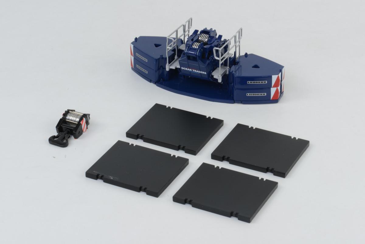 OCEAN TRADERS - Ballast Set (Liebherr LTM 1350-6.1)