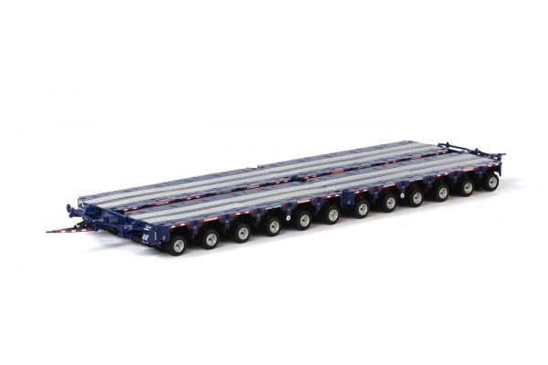 OCEAN TRADERS - Scheuerle InterCombi Trailer 24 axles (4x 6 axle)