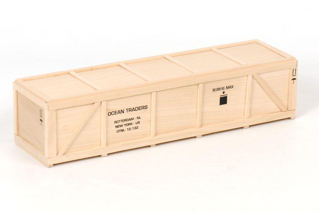 OCEAN TRADERS - Seacrate 240 x 65 x 58 mm.