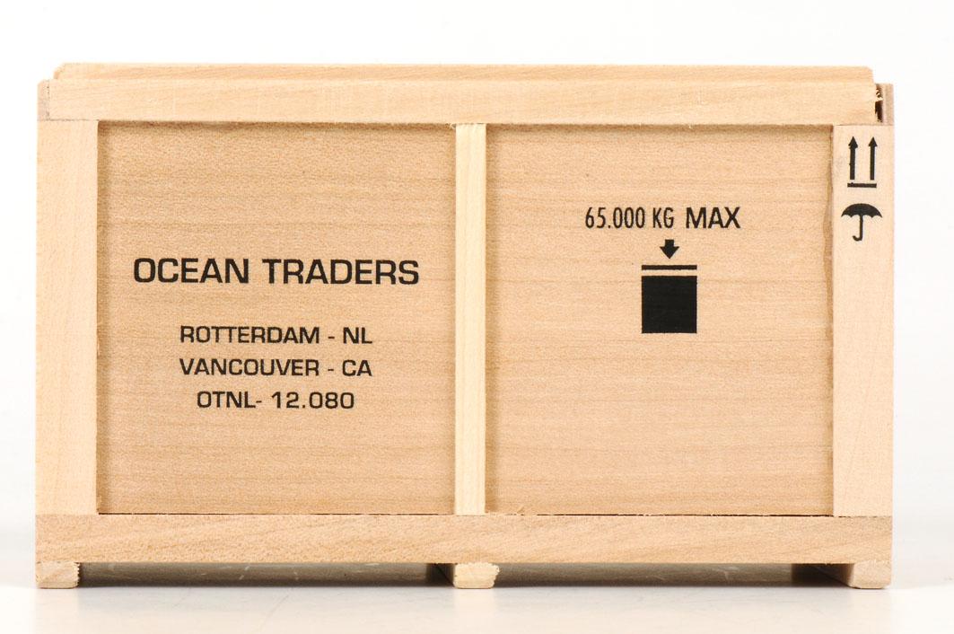 OCEAN TRADERS - Seacrate 110 x 65 x 68 mm.
