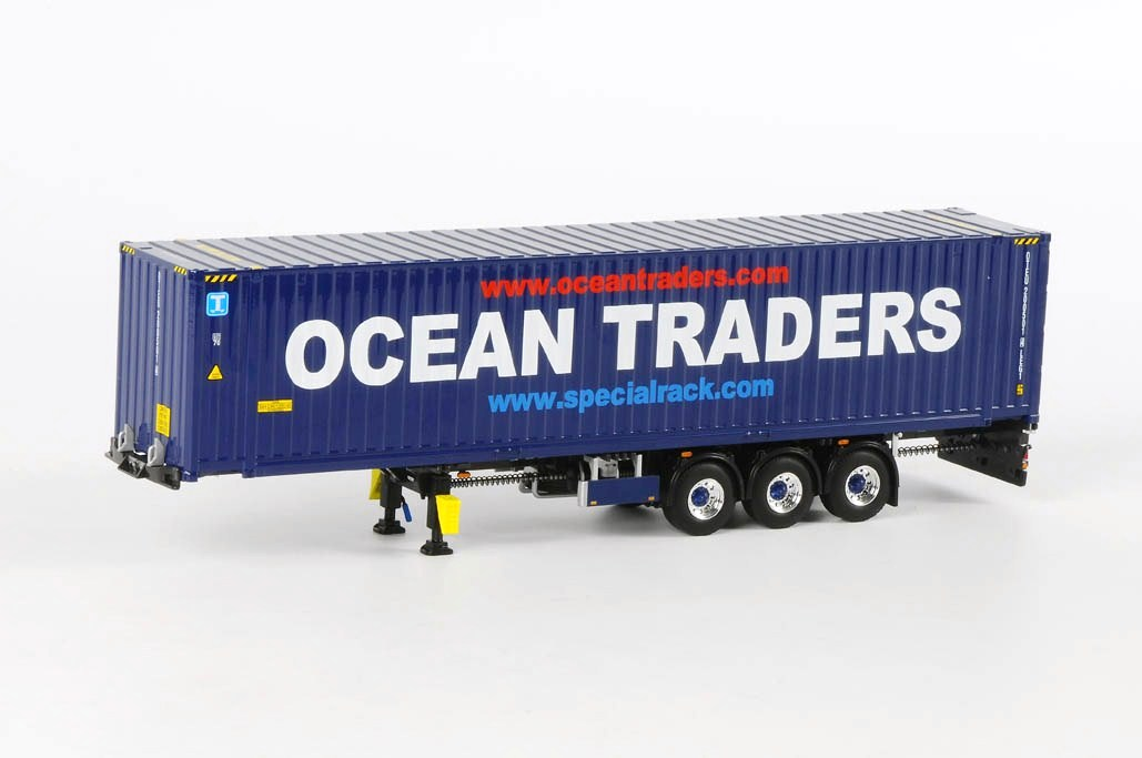 OCEAN TRADERS - Pacton Flex XL / 45 ft. container