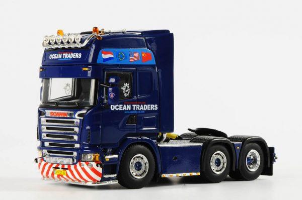 OCEAN TRADERS - Scania R500 Topline 6x2